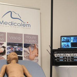 Système audio mobile MTM4Medicalem